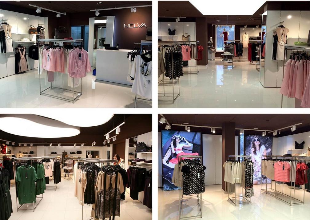 местонахождение магазинов bebe женской одежды