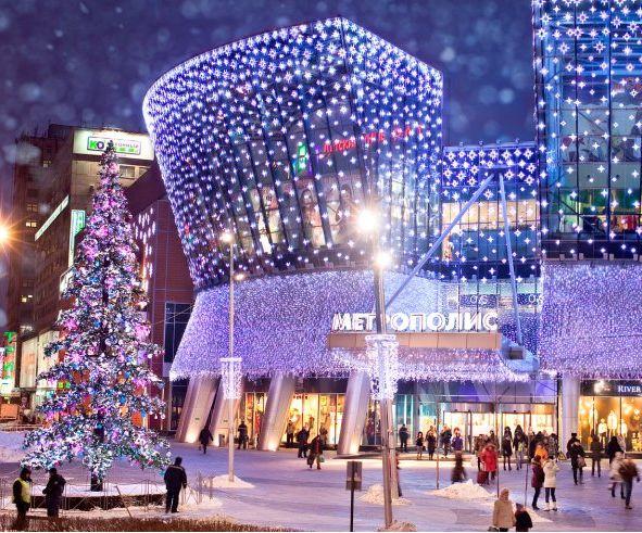 какие торговые центры работают 1 января в санкт-петербурге
