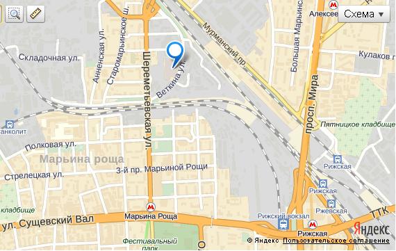 Гаи метро марьина